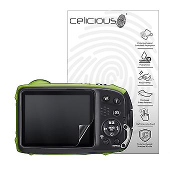 Celicious Impact Anti-Shock Shatterproof Screen Protector Film Compatible with Fujifilm FinePix XP140