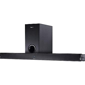Magnat SBW 200, Soundbar completamente Active Home Cinema con Wireless Subwoofer, Black, B-Ware