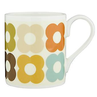 Orla Kiely Multi Flower Design Mug