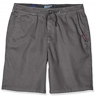 Superdry International Sunscorched Shorts Grey R2I