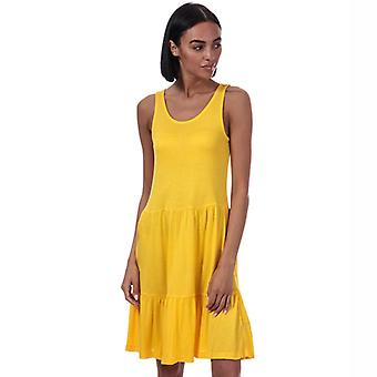 Women's Only Nyla Jersey Dress in Yellow