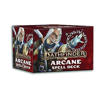 Pathfinder Spell Cards Arcane P2 by Staff & Paizo