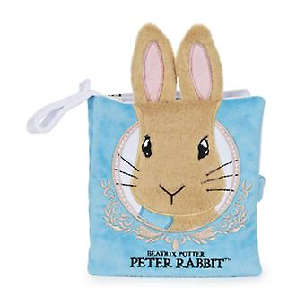 Beatrix Potter Peter Rabbit With Plush Ears Soft Book
