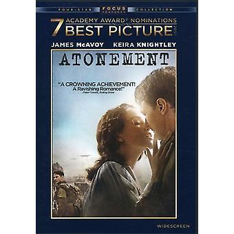 Atonement [DVD] USA import