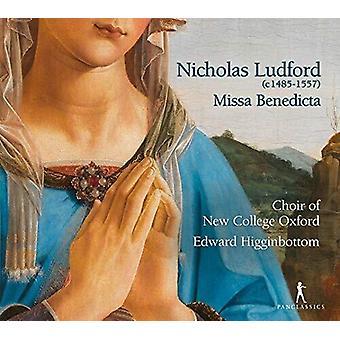 Missa Benedicta Et Venerabilis [CD] USA import