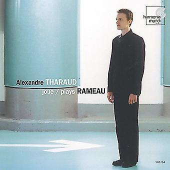 Rameau/Debussy - Alexander Tharaud Plays Rameau [CD] USA import