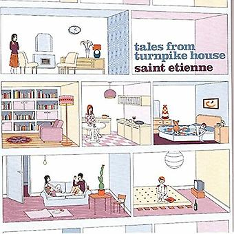 Saint Etienne - Tales From Turnpike House: Extended Edition [CD] USA import