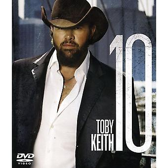 Toby Keith - 10 [DVD] USA import