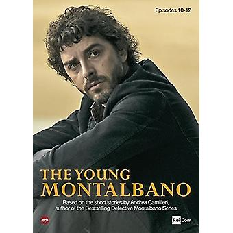 Young Montalbano: Episodes 10-12 [DVD] USA import