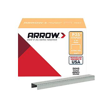 Arrow P35 Staples 10mm (3/8in) Box 5040 ARRP3538