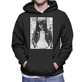 Joey Ramone Ramones 1977 miesten hupullinen pusero