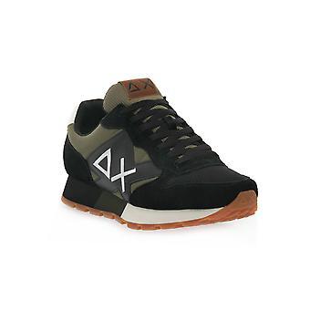 Sun68 1174 jaki solid bicolor sneakers fashion