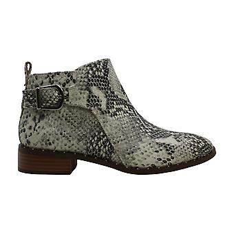 Steven by Steve Madden Womens Nc-Excit Fabric Square Toe Ankle Fashion Boots