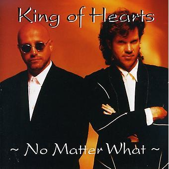 King of Hearts - uanset hvad [CD] USA import