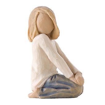 Willow Tree Joyful Child Figurine