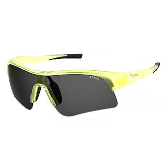 Sunglasses Unisex 7024/S40G/M9 sporty yellow/grey