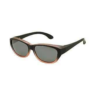 Sunglasses women pink with grey lens Vz0027lu