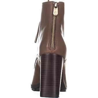 Adrienne Vittadini Womens Thad Leather Closed Toe Classic Pumps