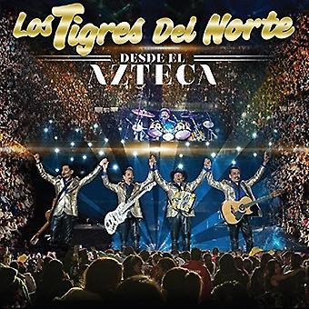 Los Tigres Del Norte - Desde El Azteca [CD] USA import