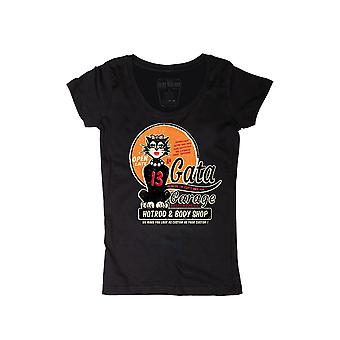 Lucky 13 ladies T-Shirt la Gata