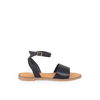 Sandales Zian 17598_36 Couleur noire