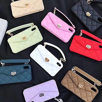 Exclusive handbag for iPhone 11 with shoulder strap