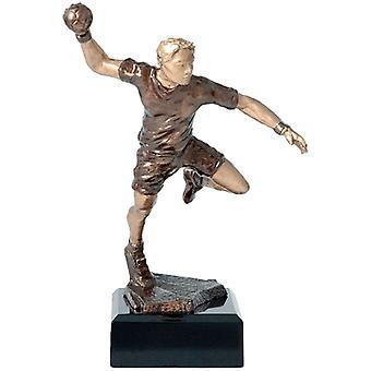 Figure de fonte - Handball Rfst2006 / Br