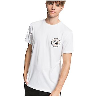 Quiksilver Close Call T-Shirt - White