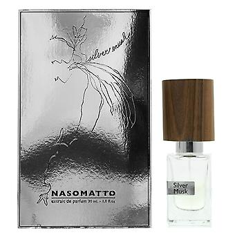 Nasomatto Silver Musk Perfume Extract 30ml Spray Unisex - NEW.