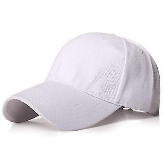 Plain Baseball Cap, Femei Bărbați Snapback Clasic Polo Stil Pălărie pentru exterior