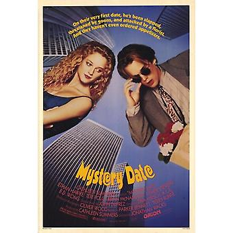 Mystery Date Movie Poster (11 x 17)