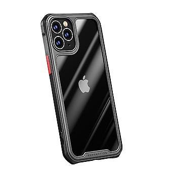 IPAKY iPhone 12 Mini TPU Hybrid Shell - Black