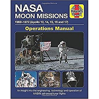 NASA Moon Missions Operations Manual: 1969-1972� (Apollo 12, 14, 15, 16 and 17)