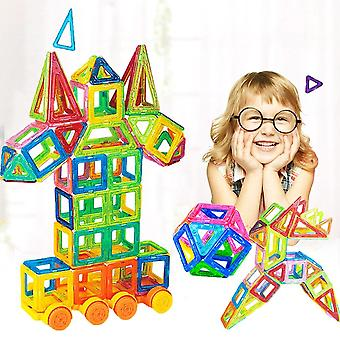 110pcs Magnetic Building Blocks Model & Construction Toys