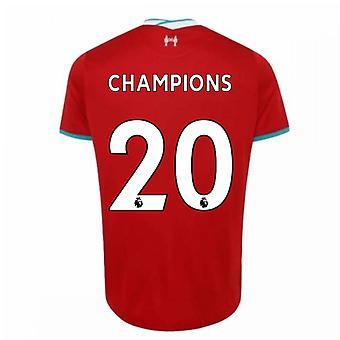 2020-2021 Liverpoolin kotipaita (CHAMPIONS 20)