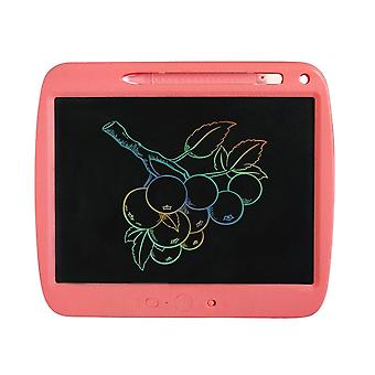 Lcd Writing Tablet, Partly Erasable, Pressure-sensitive, Drawing & Writing