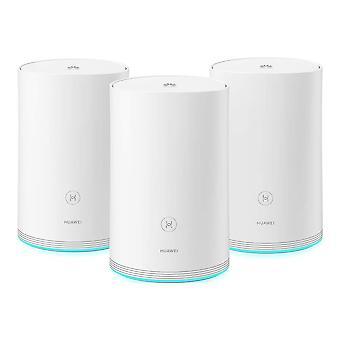 Huawei wifi q2 pro (pack de 3, hybride), système wi-fi en maille maison entière, gigabit plc + wi-fi hybride, pl