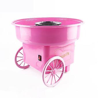 mini bærbar husholdning bomull godteri maker maskin