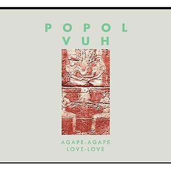 Popol Vuh - Agape-Agape (Kjærlighetssang) [CD] USA import