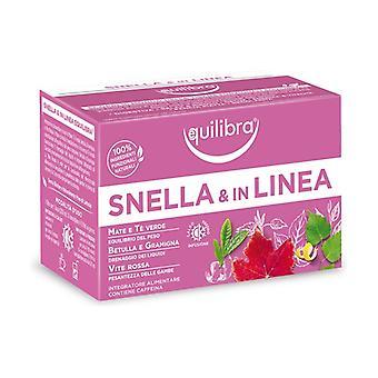 Slim and Online Herbal Tea 15 infusion bags