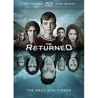 Returned: Complete First Season [BLU-RAY] USA import