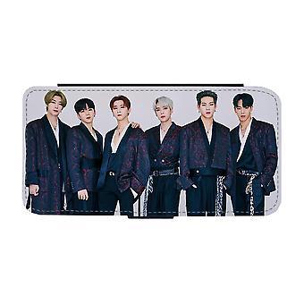 K-Pop Monsta X iPhone 12 Mini Wallet Case