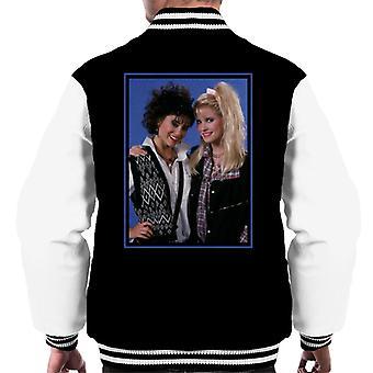 Weird Science Hilly och Deb Men's Varsity Jacket