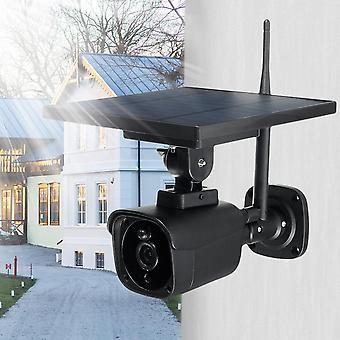 1080P HD الشمسية بالطاقة واي فاي الأمن IP كاميرا ليلة الرؤية PIR الحركة للماء