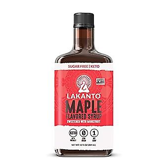 Lakanto Sugar Free Keto Maple Flavored Syrup