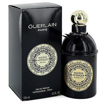 إنسنيس أسطورية D & orient Eau De Parfum Spray (للجنسين) بواسطة Guerlain 4.2 oz Eau De Parfum Spray