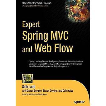 Expert Spring MVC ja Web Flow (1. korjattu. 2006. Corr. 4. pri