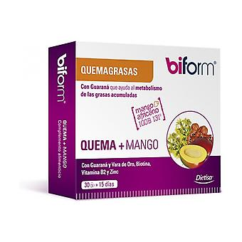 Burn + Mango 30 capsules