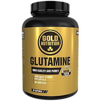 Gold Nutrition L-Glutamine 1000 mg 90 Kapseln