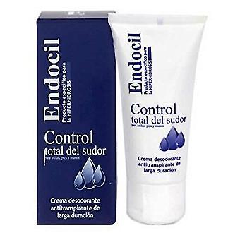 Endocil Total Control Antiperspirant Cream 125 ml